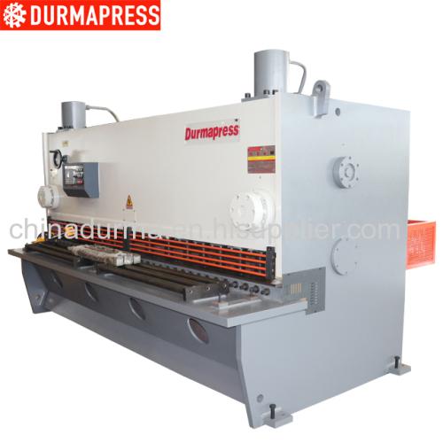 12 мм толщина ручной гидравлический гильотинный режущий станок (qc11y-12 * 3200)