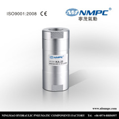 thread air one way check valve