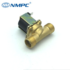 high temperature solar solenoid valve
