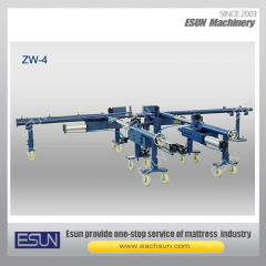 Pneumatic Wire Bending Machine