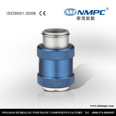 Female and Male mv series hand sliding valve