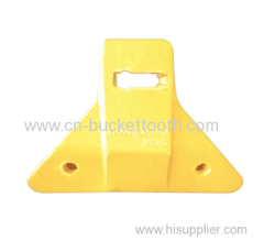 Mining machinery wear parts TBW90X855/1A sand-casting protector