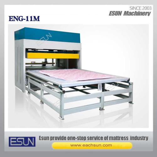 Automatic Mattress Compression Machine