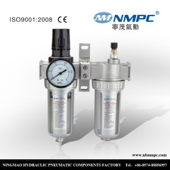 SFC series pneumatic air regulator and filter