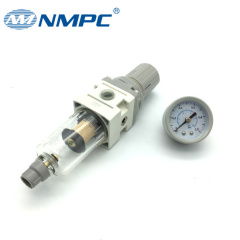 aw pneumatic smc air filter regulator