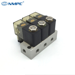 24v mini electric valve for water manifold