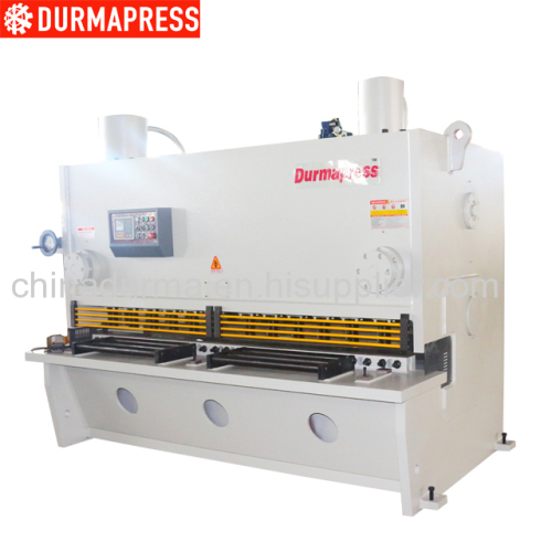 16*2500 Large Hydraulic CNC Guillotine Shearing Machine Manufacturers