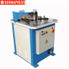 28Y 6X220MM Angle Notching Machine for sheet