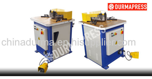 Hot sale aluminum V shape sheet metal cutting machine for water tank