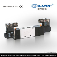 3/8 centre closed pneumatic air solenoid valve 12v