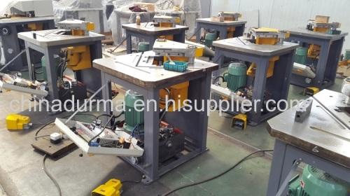 q28y 4x200mm гидравлический режущий станок для высечки