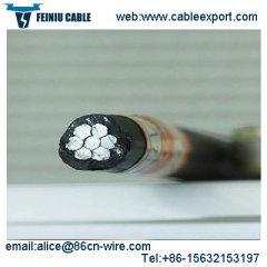 Aluminium Overhead Insulated Cable(Low Voltage)