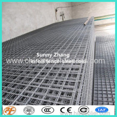 Manufacturer ribbed welded wire mash panels corrugated steel panels reinforcement strong mesh panels