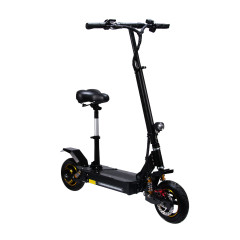 10 Inch Electric Scooter Off-road C Suspension Single Drive Oil Brake