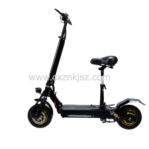 10 Inch Electric Scooter Off-road Straight Suspension Double Drive
