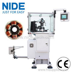 Fully automatic needle winder BLDC motor winding machine for Brushless motor stator