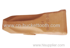 sand-casting bucket tooth rock chisel style