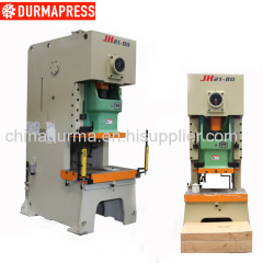 JH21 C Frame High Precision Mechanical Power Press