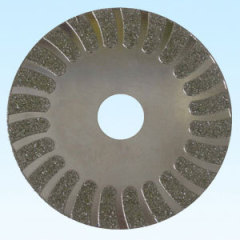 Diamond Electric-plated Cutting and Grinding Saw Blades