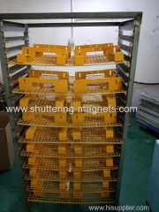 shuttering magnets adaptor formwork
