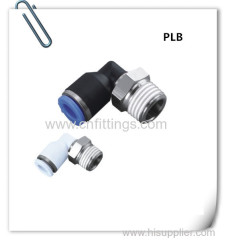 Male Elbow plastic fittings