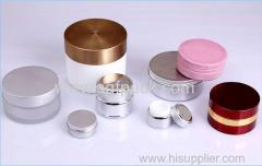cosmetic packaging high quality aluminum cap cream