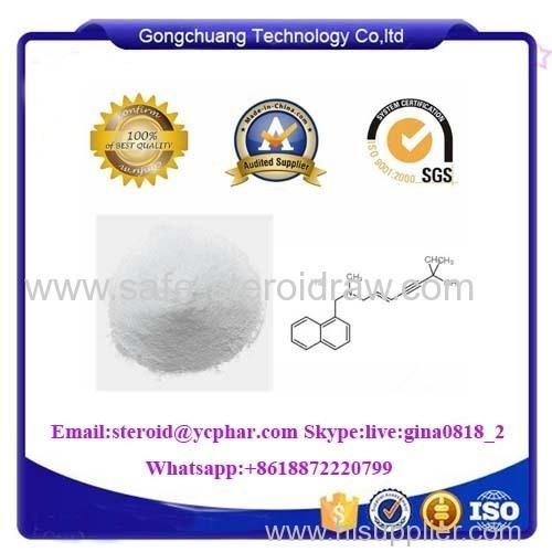 Antifungal Drug Terbinafine Hydrochloride CAS 78628-80-5