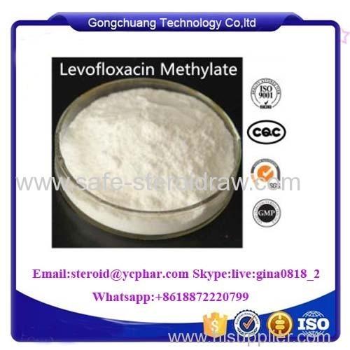 Levofloxacin Hydrochloride Chemical CAS 100986-89-8 Levofloxacin Carboxylic Acid