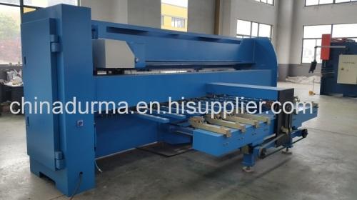 CNC metal v groove machine