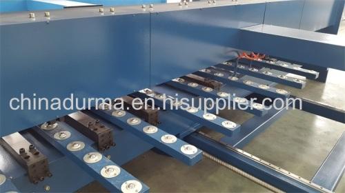 European design 4m Metal Sheet V Grooving Machine