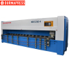 metal sheet cutting machine 4000mm length cnc v grooving machine