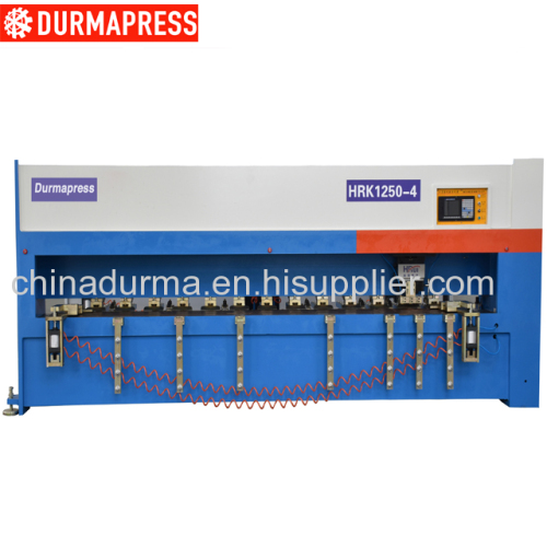 china best cnc grooving machine 4000mm cnc metal v groover