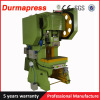 Power press J21S 100Tons mechanical sheet metal hole punch press machine