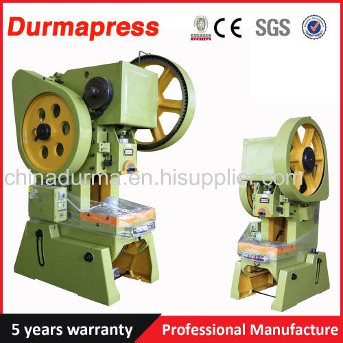 пресс-центр для прессования J23 63t производственная линия для штамповки