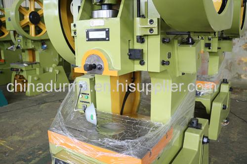 J23 25 stainless steel metal sheet punching machine
