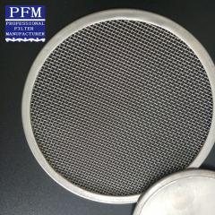 304 Wire Mesh Disc