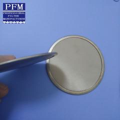 Woven SS Filter Disc