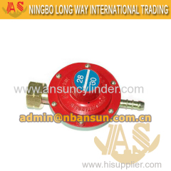 Asia Market Hot Selling LPG Gas Pressure Regulator