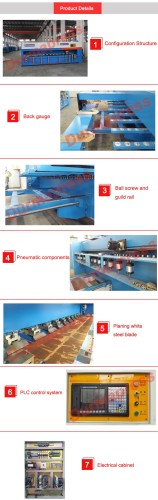 Grooving Machine 6000mm cnc metal stainless steel V groover