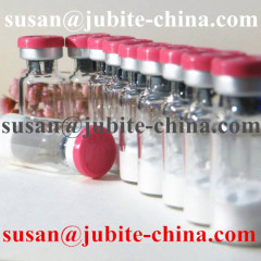 White Lyophilized Powder Human Growth Hormone Peptide Sermorelin 2mg/Vial For Weight Loss