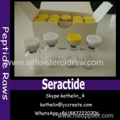 Peptide Raw Powder Seractide 10Mg/Vial For Increasing height CAS:12279-41-3