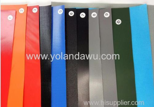 TPU coated fabric cloth TPU tarpaulin