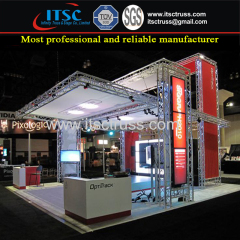 Exhibition Gantry Stand Display Lighting Truss Rigging