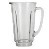 1.2L transparent national juicer blender spare parts glass jar