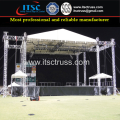 Stage Lighting Truss Price for Gable Roof System