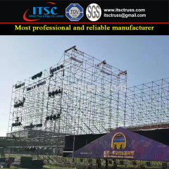 Steel Stage Light Ring Lock Scaffolding Structure(Real Factory in China)