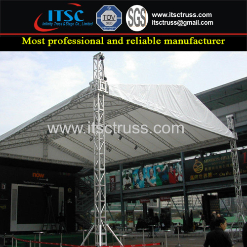 TUV Approved Trussing Rigging Pyramid Roofing System