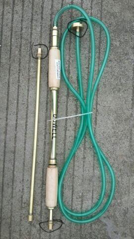 solo lance for cocoa solo pump lance Trombone Sprayer Reciprocating sprayer for higher tree tank sprayer manual