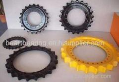 excavator replacement part-sprocket-final drive-hydraulic pump-excavator parts-nozzle-water pump-oil radiator-cable-bolt