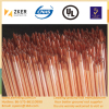 copper weld gounding rod
